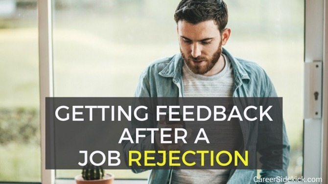Asking For Feedback After A Job Rejection