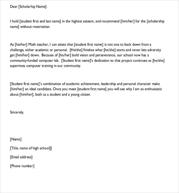 Brilliant Ideas Of  Volunteer Reference Letter Templates  Free