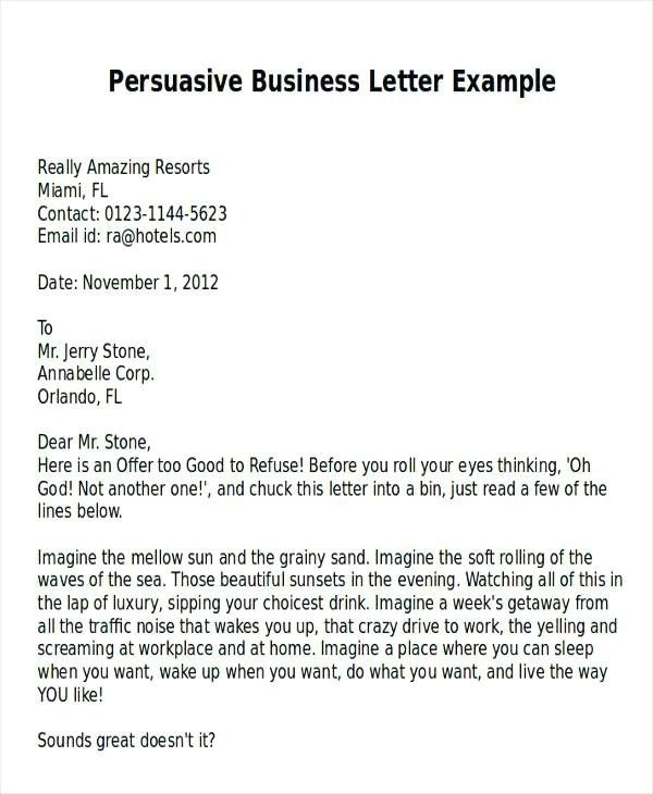 Business Letter Exle Sales Pitch Product