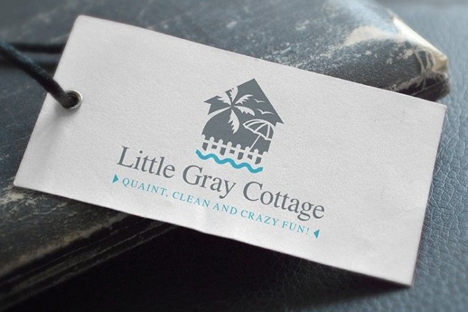 Create A Logo For Little Gray Cottage  A Beach Vacation Rental