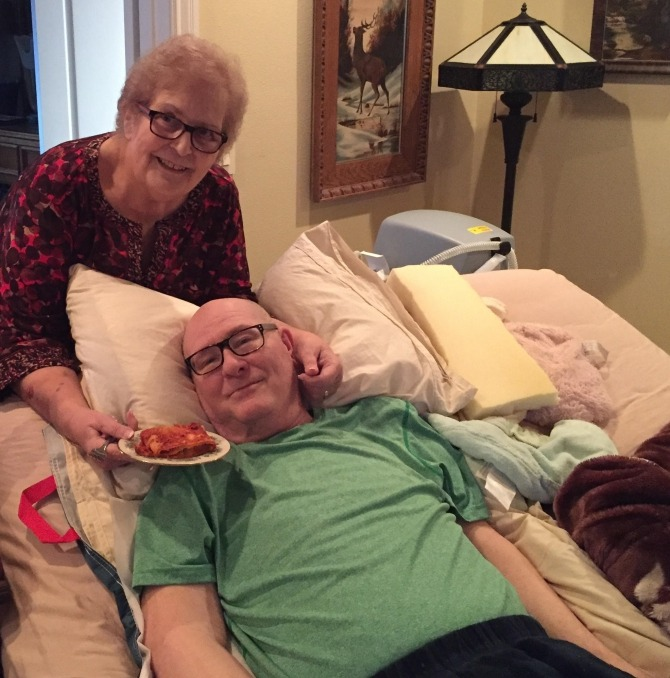 Dying Mans Memory Of Defunct Upland Restaurants Lasagna Inspires