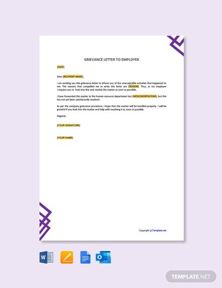 Free Retirement Resignation Letter To Employer Template