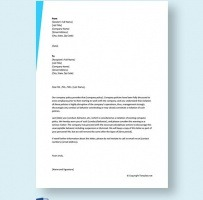 Warning Letter For Violation Of Company Policy