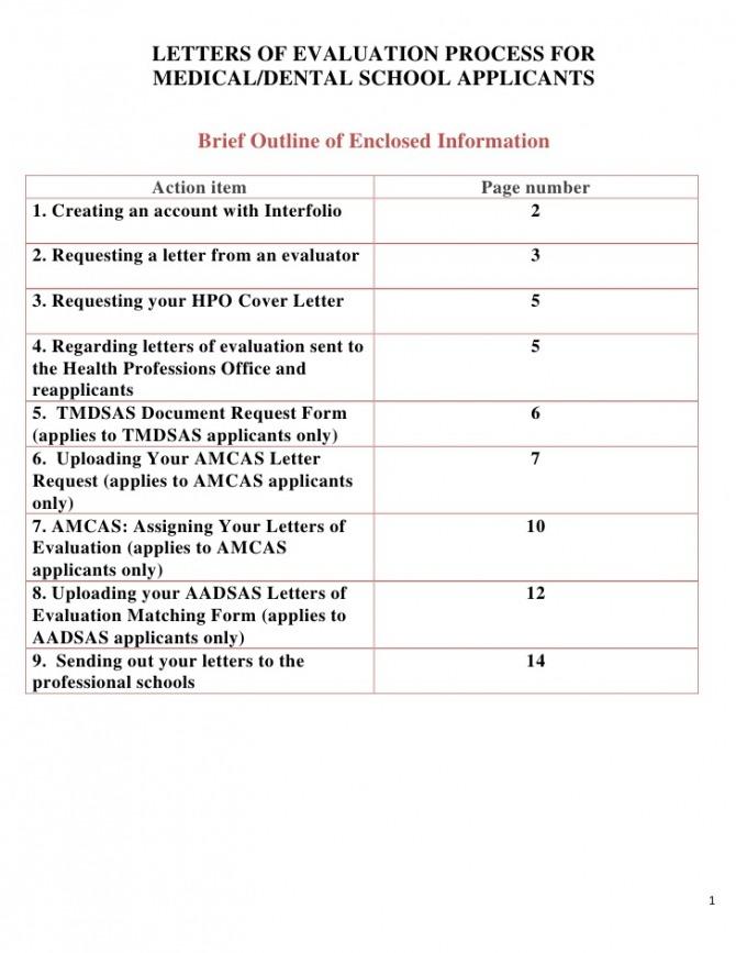 Interfolio Instructions