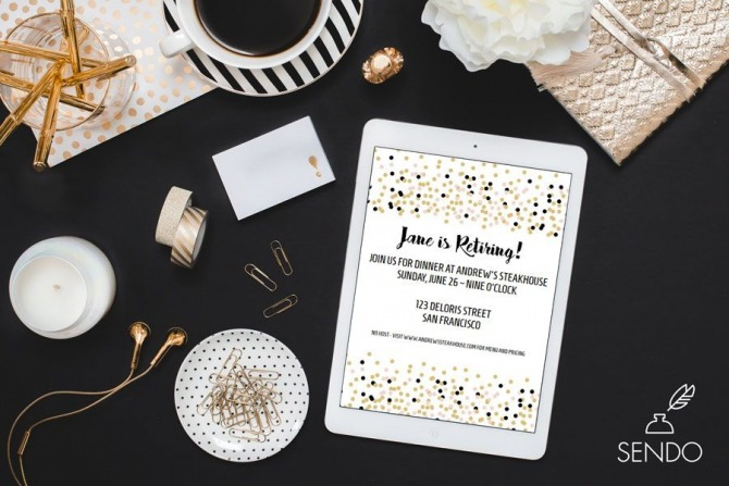 Invitation Wording For When Guests Pay For Their Meal