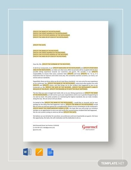 Letter Of Understanding Regarding Terms Of Proposed Contract