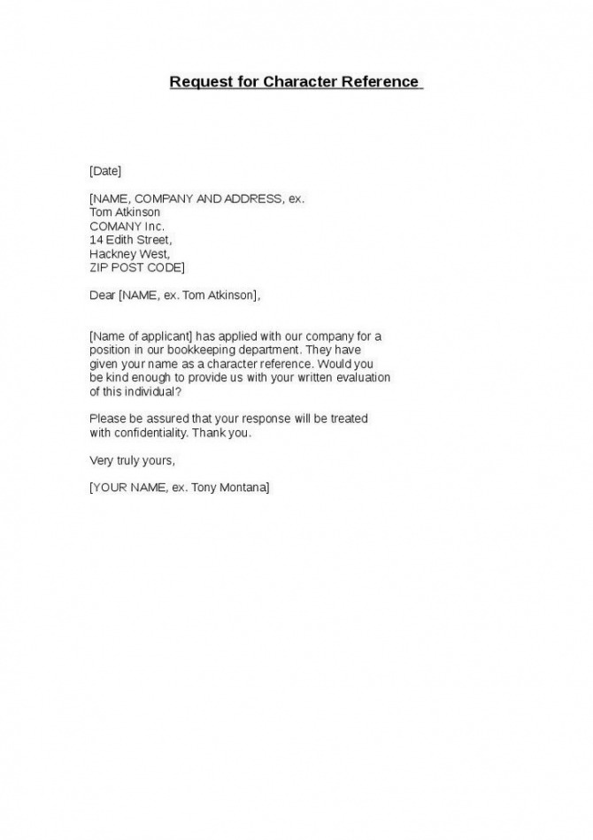 Letter To Potential Landlord Lovely Character Reference Letter For