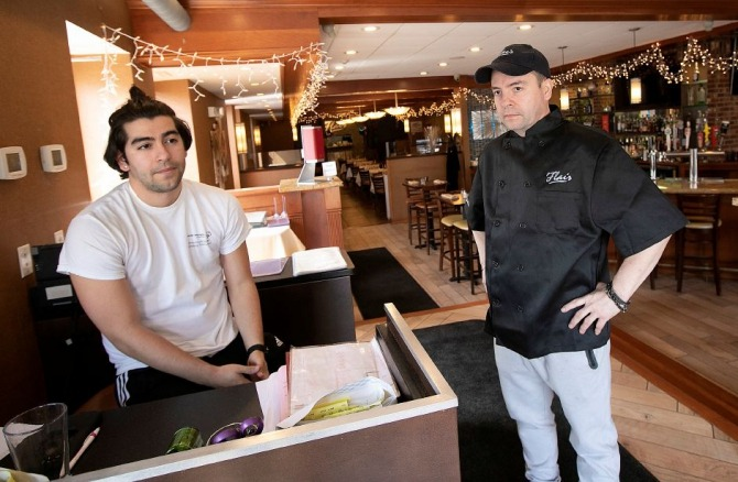 Local Restaurants Offering Takeout And Delivery Service During