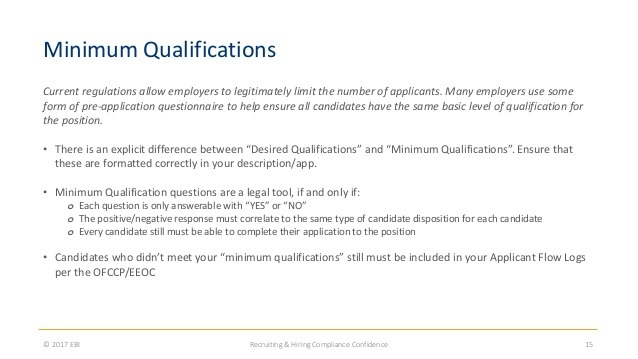 Recruit And Hire With Compliance Confidence