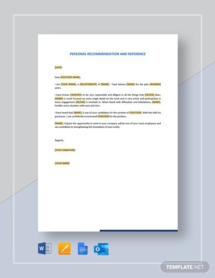 Restaurant Demotion Letter To Employee Template