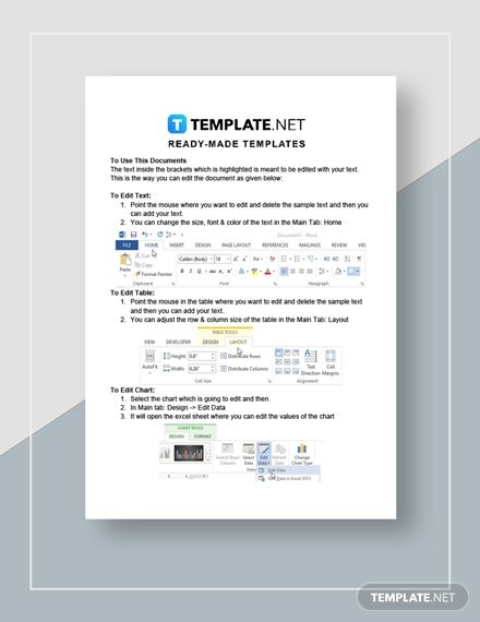 Restaurant Employment Confirmation Letter Template