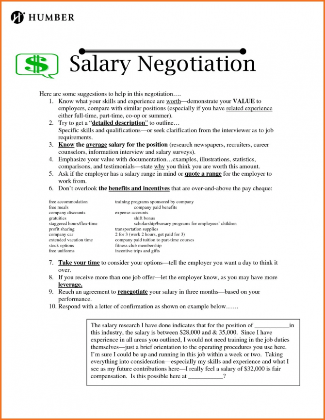 Sample Salary Negotiation Counter Offer Letter Valid Employment