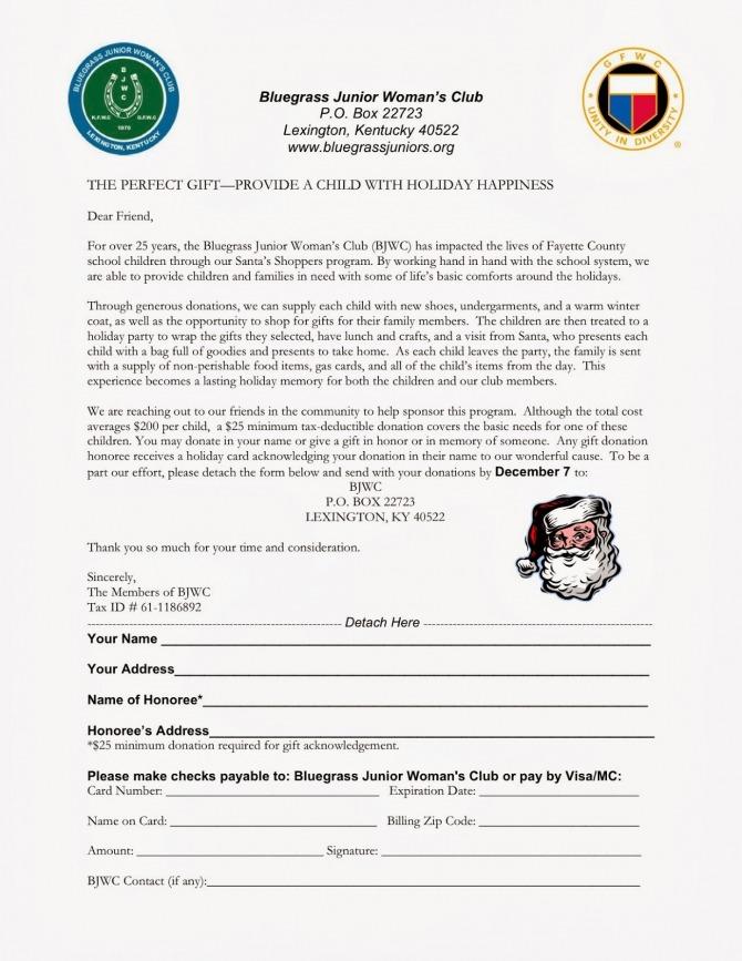 Solicitation Letter For Basketball Sponsorship