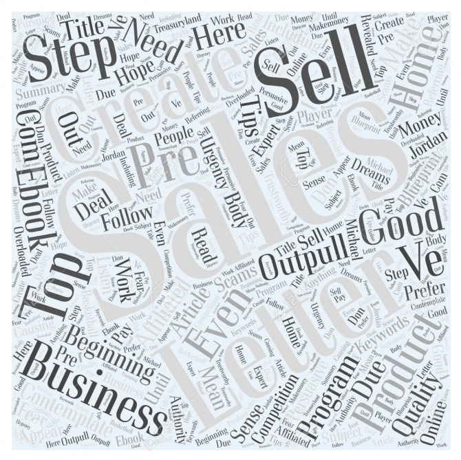 Top Tips To Create A Persuasive Sales Letter For Your Business