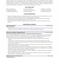 Education Training Consultant Cover Letter
