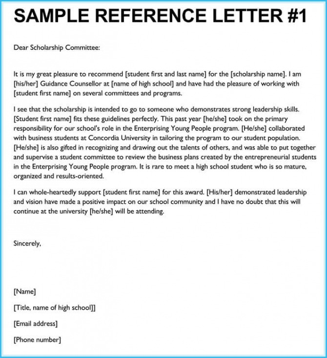 Volunteer Reference Letter  Best Sample Letters And Writing Tips