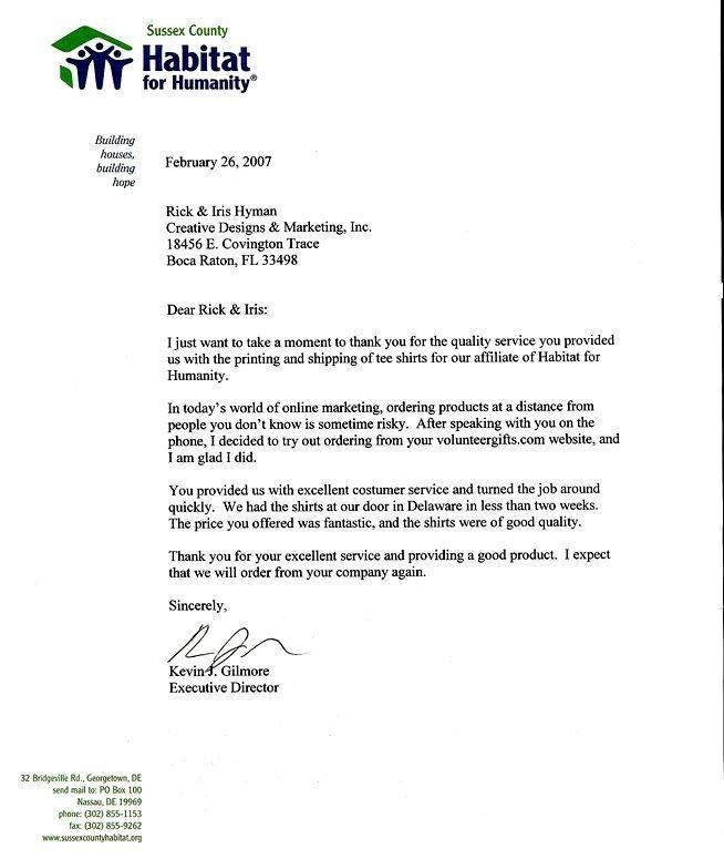 Volunteer Work Reference Letter Sample Of Recommendation Letter