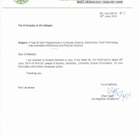 Application Letter To Principal