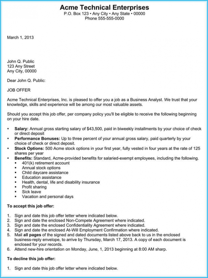 Business Appointment Letter  Sample Letters And Writing Tips