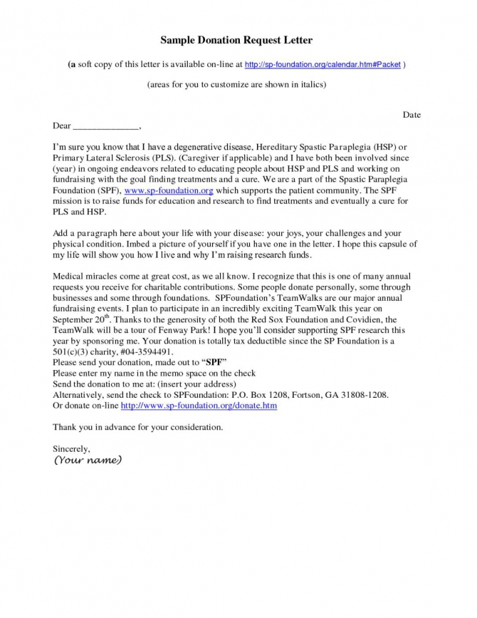 Charitable Donation Agreement Template In