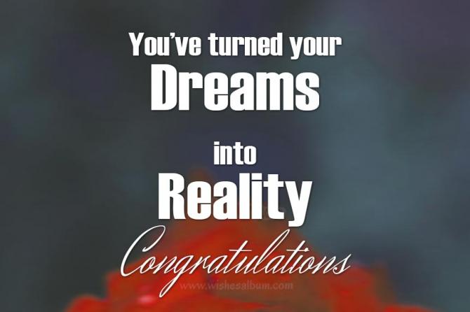 Congratulations Messages For Achievements And Success