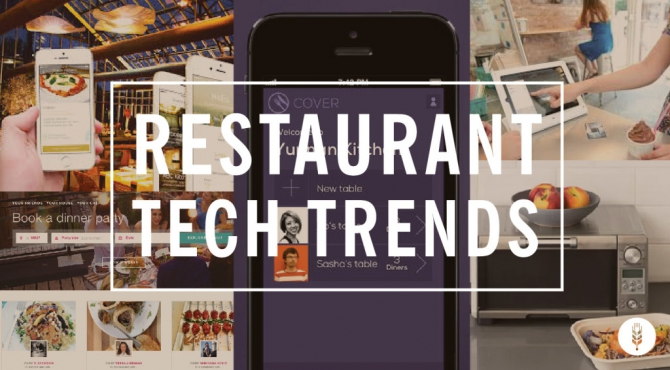 Foodtech Connect Restaurant Tech Trends Streamlined Payment Apps