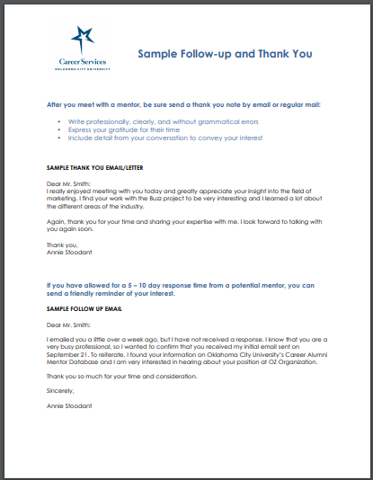 Free  Real Estate Follow Up Letter Examples   Templates