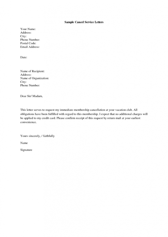 Gym Cancellation Letter Gplusnick Throughout Gym Membership