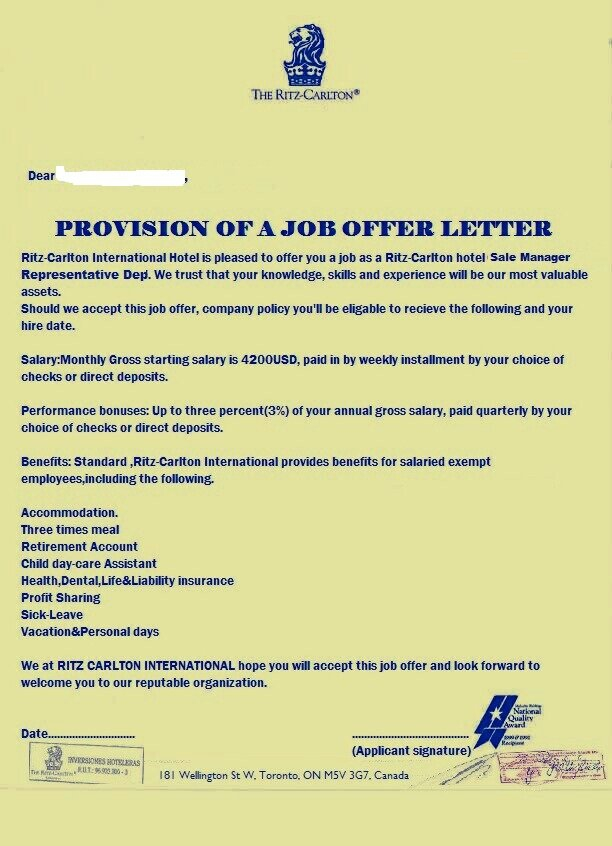 Hotel Job Scam How To Identify And Not Fall For It