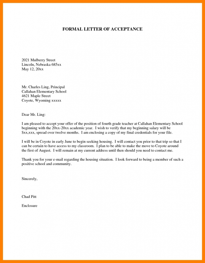 How To Write A Letter To A Principal How To Write Letter By Format