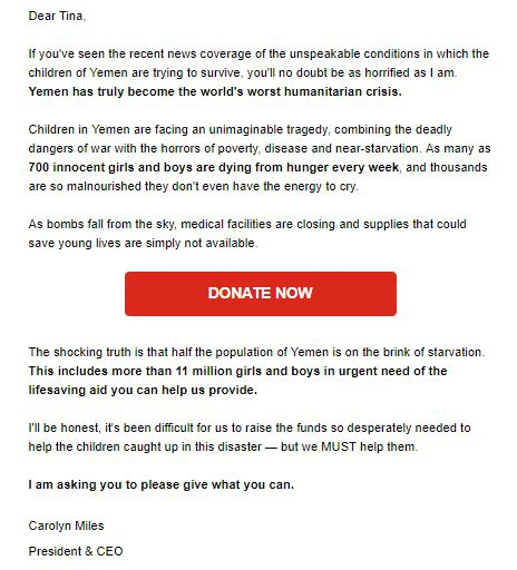 How To Write The Perfect Donation Letter  Examples   Template