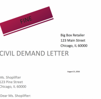 Demand Letter For Restitution
