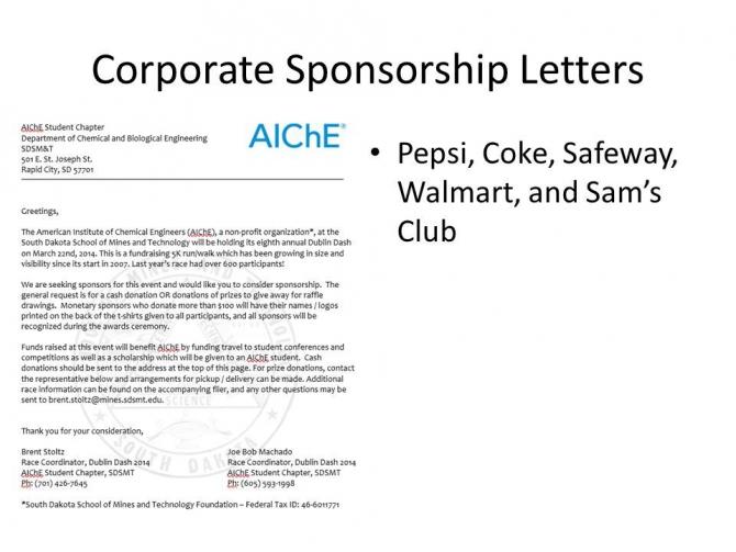 Image Result For K Sponsorship Letter