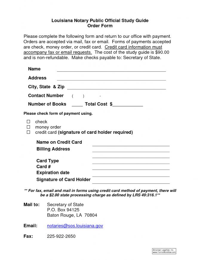 Ina Order Letter  Placing Order