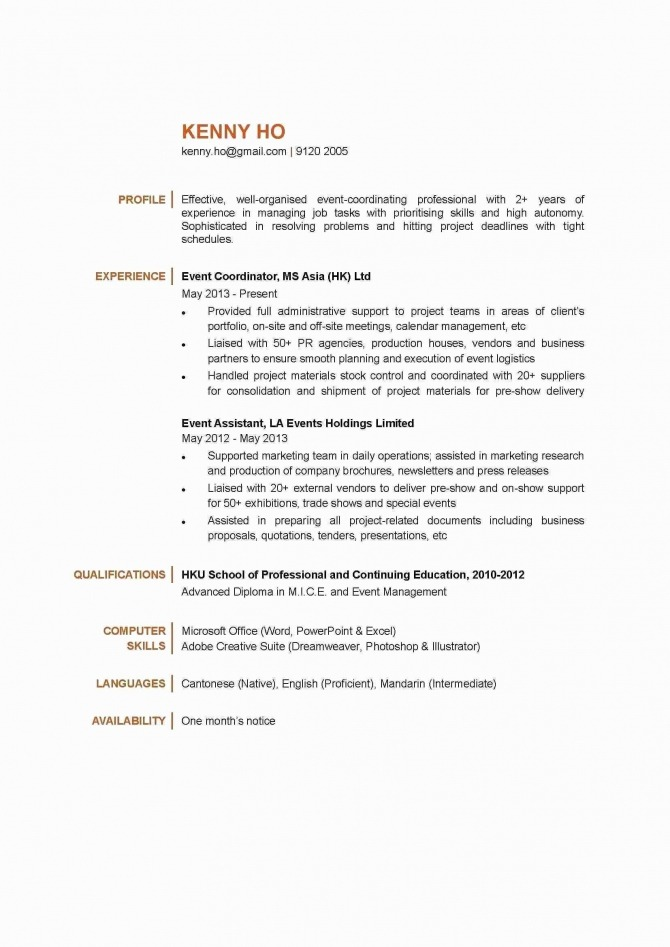 Business Continuity Planner Cover Letter
