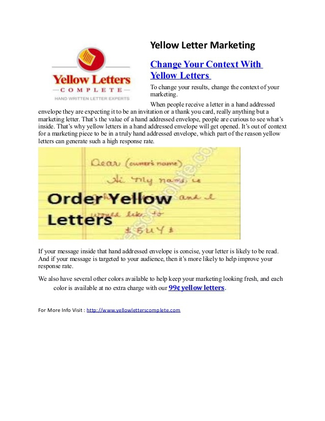 Real Estate Direct Mail Marketing