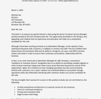 Introduction Letter For Job Opportunity