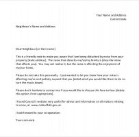 Formal Complaint Letter About Manager