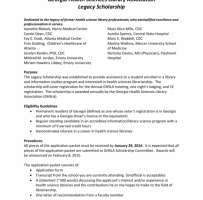 Health Science Librarian Cover Letter