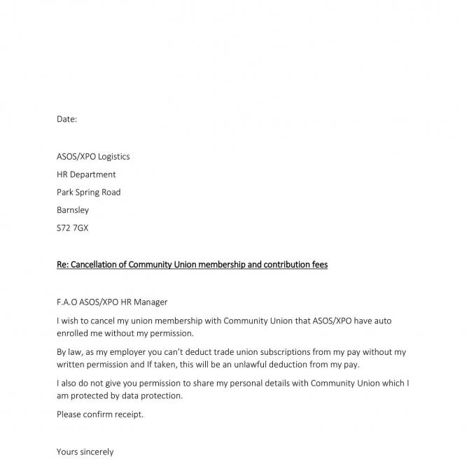 Union Cancellation Letterdocx