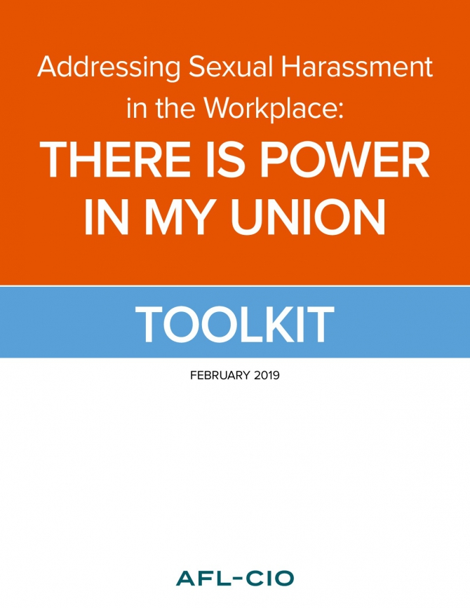 Addressing Sexual Harassment In The Workplace There Is Power In