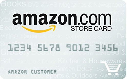 Amazoncom Amazoncom Store Card Credit Card Offers