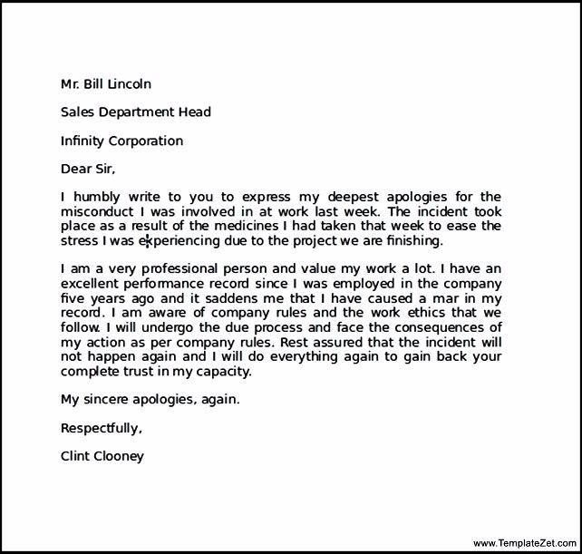 Apology Letter For Mistake To Boyfriend Sle