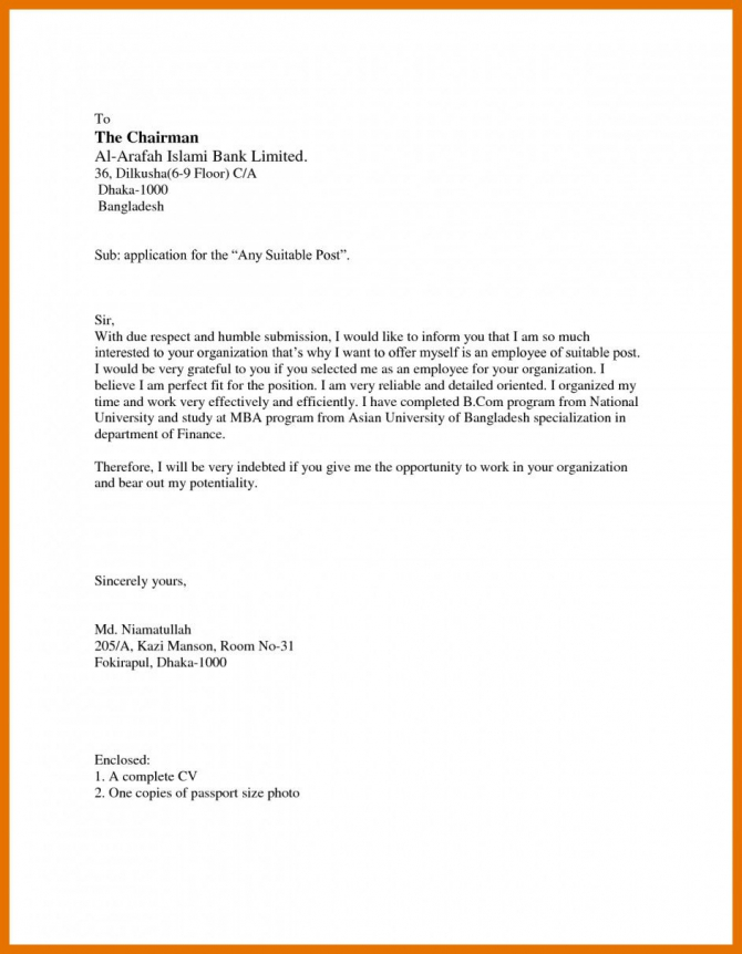 Application Letter For Bank Job  Banking Jobs Primary Likeness So