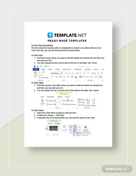 Collection Instructions To Lawyers Template