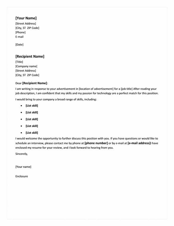 Cover Letter For Chronological Resume Resume Resumetemplate