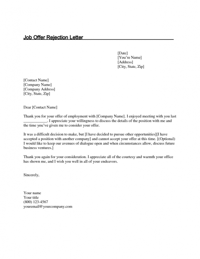 Download Best Of Thank You Letter After Accepting A Job Offer