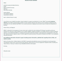 Letter To Appeal A Medical Claim Denial