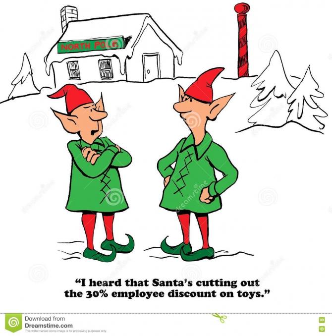 Employee Discount Stock Illustration Illustration Of Toys