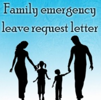 Family Emergency Leave Letter